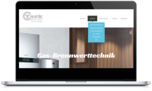 Webdesign Heizungsbau York in Seesen