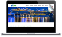 Webdesign auf Basis von Typo3 - Ship LED Solutions
